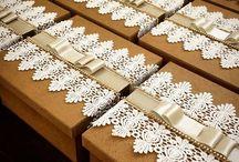 Caixas de Presente / Aniversários, Casamentos & Eventos