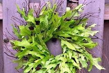 Wreaths / by Lori Weiss