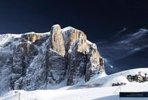 Dolomites / Beautiful views in the Dolomites!