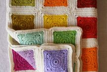 Crochet Blankets I love