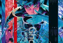 Anime et manga GITS