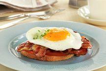 egg til frokost