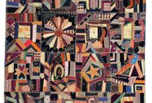 Crazy Quilting / Quilts / by Laura Pond
