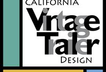 Southern California Vintage Trailer Design
