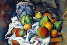 Cézanne, Paul / Paul Cézanne - Post-Impressionist - Born: 19th January 1839 in France - Death: 22nd October 1906 - Oils