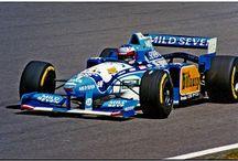 Michael Schumacher: Benetton 1995