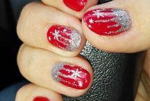 Moje práce-nails