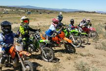 Motorcycle Rider Training Facility / Our 350-Acre Rider Training Center is located near Anza, Ca. We offer off-road motorcycle/dirt bike training, motocross training, trials training, dual sport tours, and fun team building group retreats.