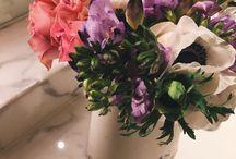 mine / 만든 꽃