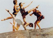 Discover Dance / The Monadnock Region is home to a thriving dance community