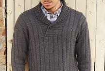 Мужские свитера/пуловеры