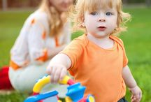 Babysitting 0 - 2yrs. Olds / Activities for Babysitters to take on the job for little ones under the age of 2 yrs. old.