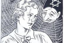 Caricatura WWII