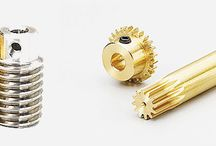 GEARS /  We Manufacture, Export and supply High Precision Components all over INDIA, Europe, Middle-east, and Asian Countries. Our unit is located at Jamnagar (Gujarat), connected with all four logistics zones Sea, Airways, Railways and Roadways. We also specialize in manufacturing custom components as per custom specification and requirements. For any of your requirements go through our wide product range and send us your drawing if the same matches in respect to your product range.