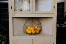 Furniture / by Cortney Topp