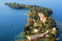 Italian Lakes / These are some of the most romantic destinations in Italy!