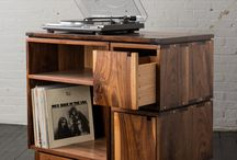 turntable stand