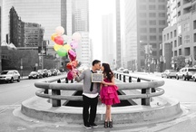 Rules of Engagement / Popping the question in the most creative and memorable ways. Engagement photo ideas.