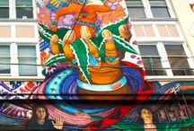 Street Art - Where in the World can you find it? / Find out where you can find street art all around the world!