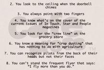 ➵ Flight attendant