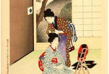 Peinture Japonaise 2