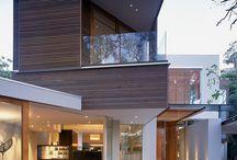 집 / 모던 건축물