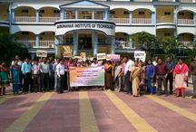 "Rashtriya Ekta Diwas / JIS Group of Colleges conducted a Run for unity rally on the occasion of Sardar Patel's Birth Anniversary, also celebrated as ""Rashtriya Ekta Diwas"", with great enthusiasm to create awareness and Spread the message of Unity, Safety and Security on 31st October 2014"
