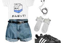 aesthetic clothing