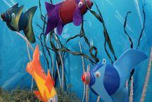 KIDS SEA CRAFTS