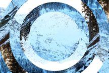 Graphisme / Graphismes à partir de mes photos, inspirés par d'autre Pin