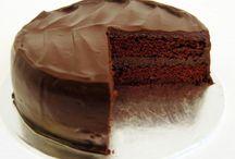 Sugar free cakes & desserts