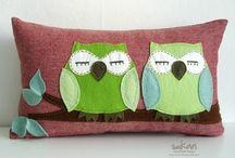 Pillow / by TaRasai White