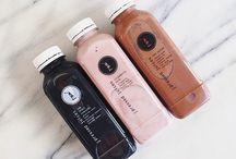 Pressed Juices ♡