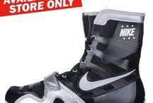 Boxing Shoes - Wrestling Shoes