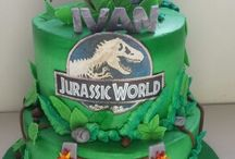 Jurrasic world party