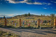 Medicine Wheel, Bighorn Mountains, Wyoming