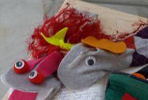Sock puppet craft ideas