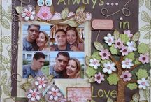 scrapbook pages / by Jeanna Dotson
