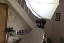 Domowe studio / Jak urządzić domowe studio fotograficzne