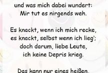Gedicht Knackig