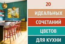 Colors Of The Kitchen