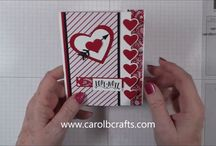 Stampin Up Sealed with Love Valentines Day Card