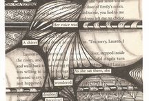 Blackout Poetry Ideas