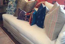 Slipcovered Sofas
