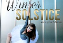 Winter Solstice Photo Shoot 2014 /  pc Chanyoung Park