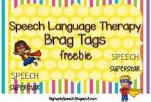 Speech brag tags