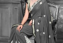Glam Sarees / A collection of beautiful Sarees I would love to have.