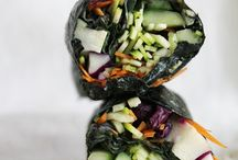 Summer rolls and more
