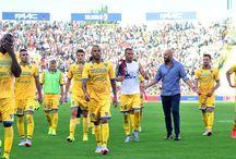 Calcio ( Frosinone Calcio e altre squadre)