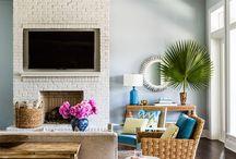 Stunning Coastal Living Rooms
